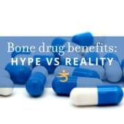 Bone drug benefits