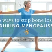 Bone loss during menopause