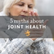 Myths about joint health