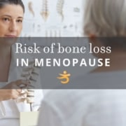 Menopause and bone loss
