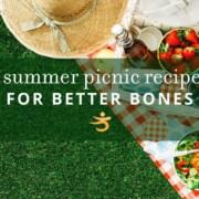 Recipes for better bones