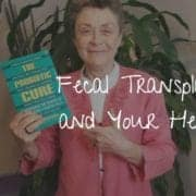 fecal transplants and your health