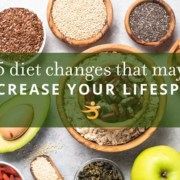 Increase lifespan by diet change