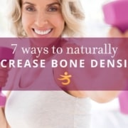 Increase bone density