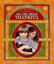 Free Printable Thanksgiving Card by The Toy Maker
