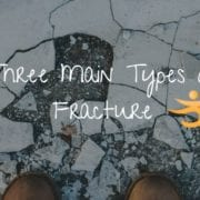3 main types of fractures