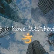 What is bone architecture?