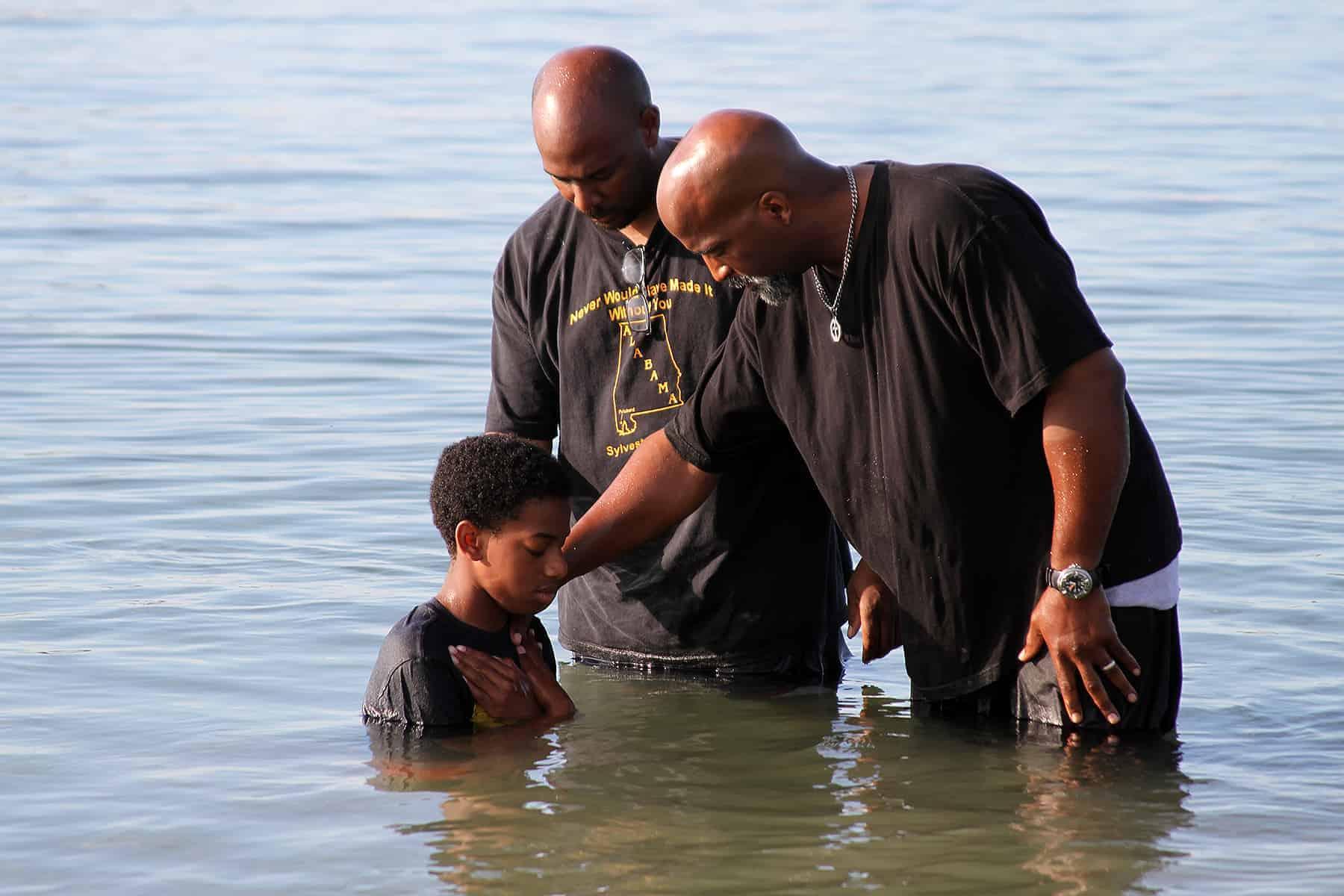 CATTA Baptisms