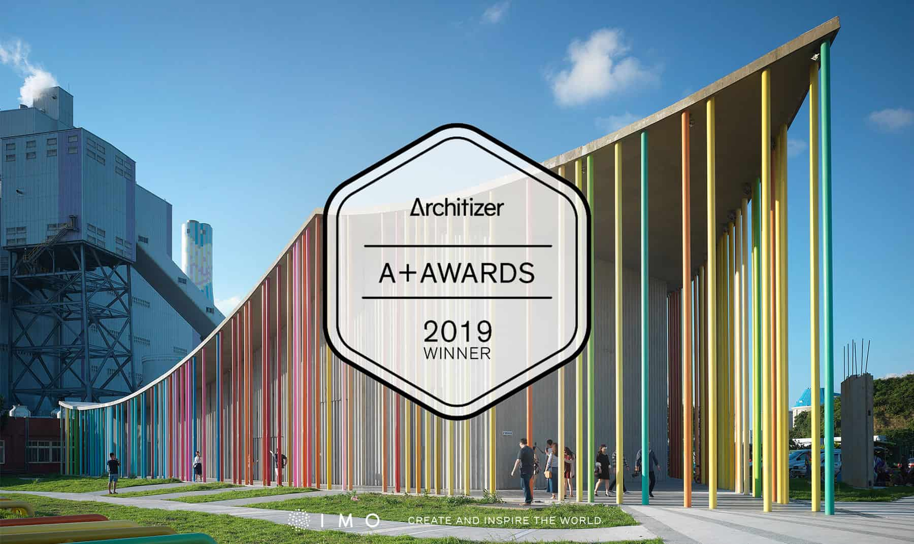 台灣的活動中心獲頒國際最大建築獎項
