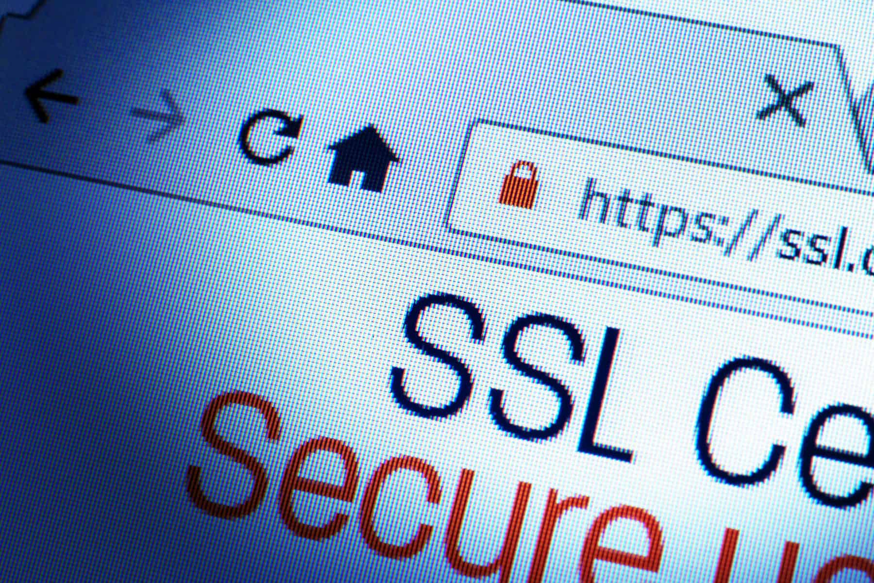 Generate more website leads with an SSL