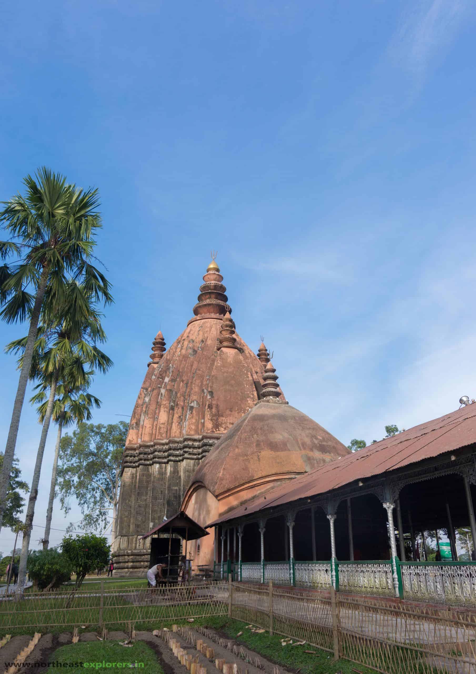 Shiva temple jorhat