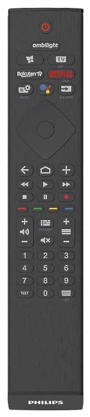 Mando a distancia con control por voz Philips PUS8505