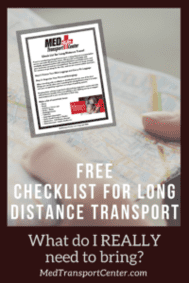 CheckList for Long Distance Travel (1)