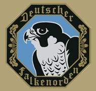 Logo des Deutschen Falkenordens (DFO)