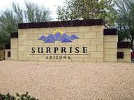 Car Shipping to Surprise, Arizona