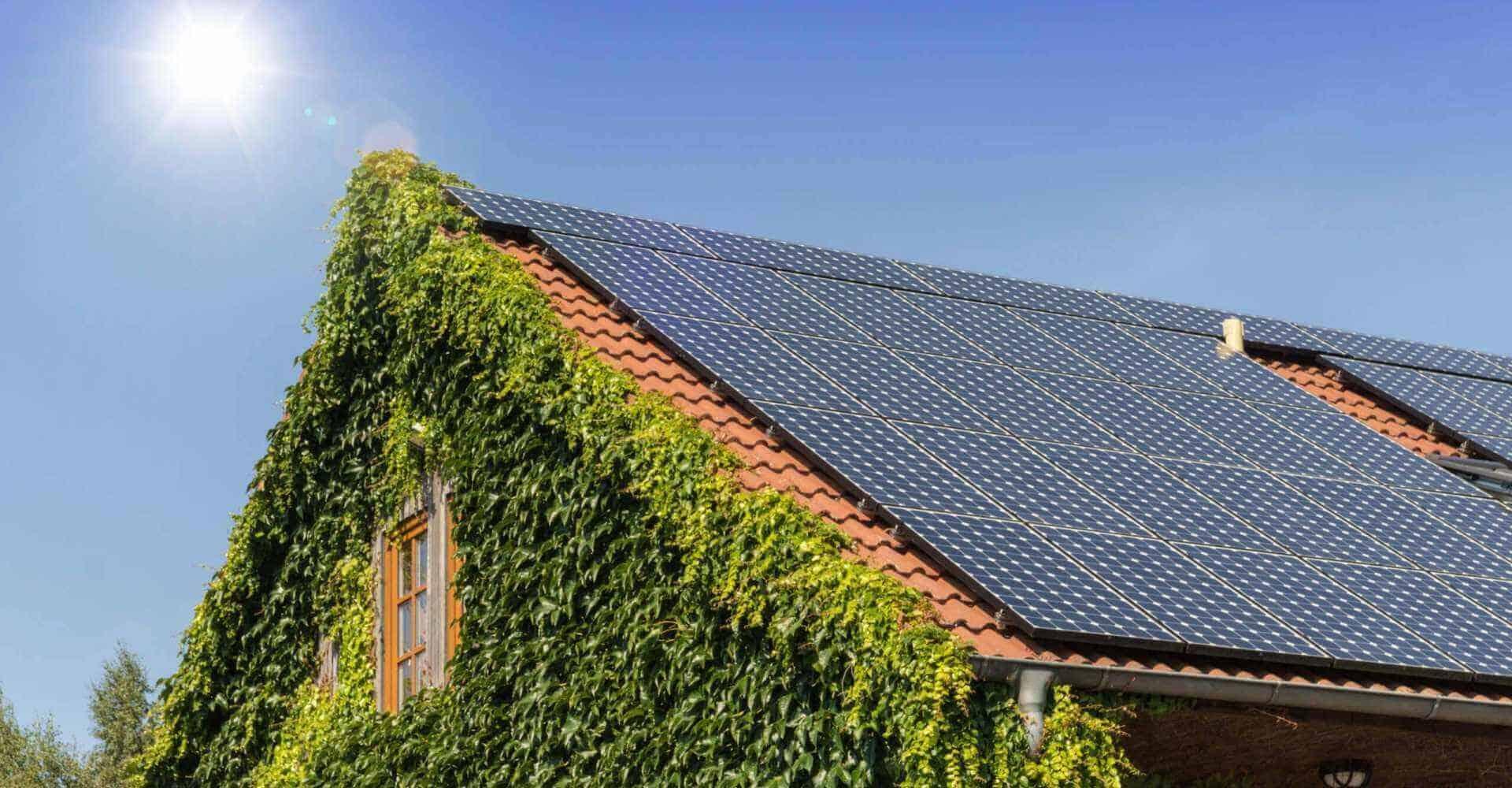 solarne słoneczne panele