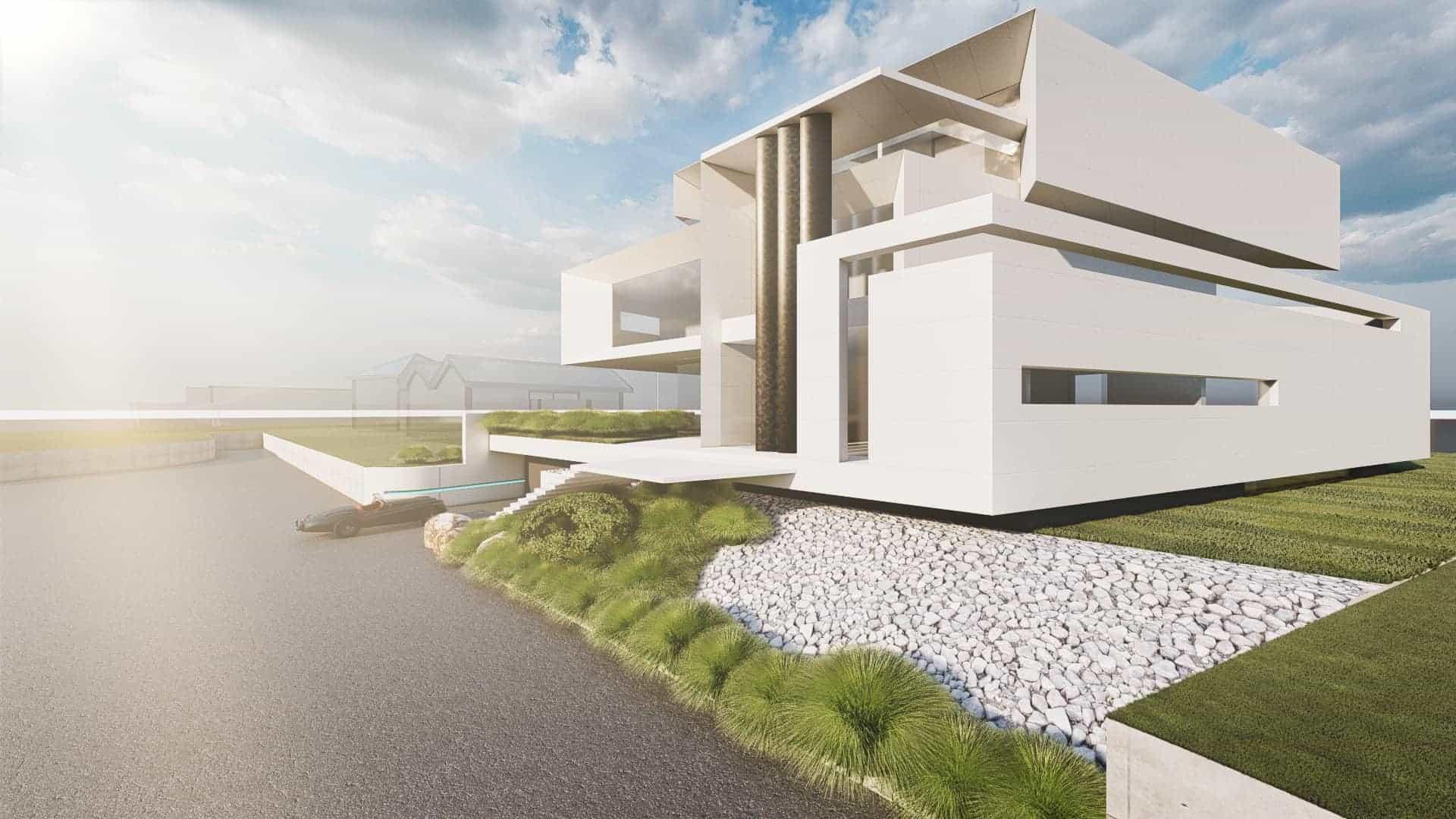 Designvilla modern