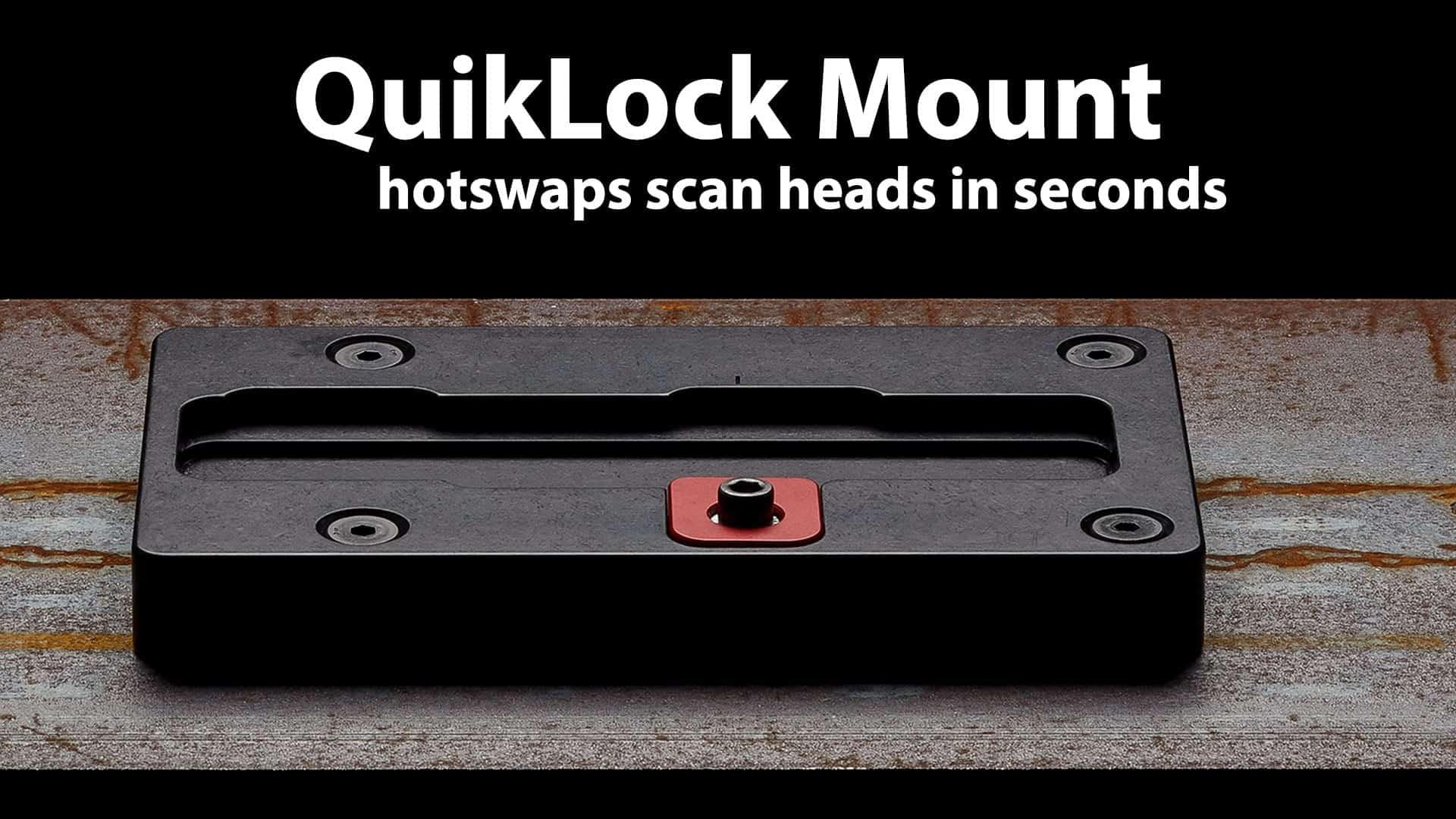 JS-50 QuickLock Mount