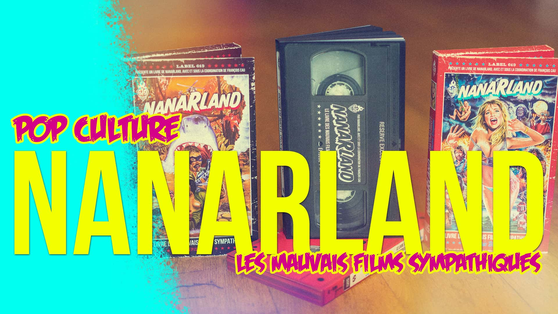 Pop Culture - Narnaland | Blog In Lyon - Webzine Lyonnais