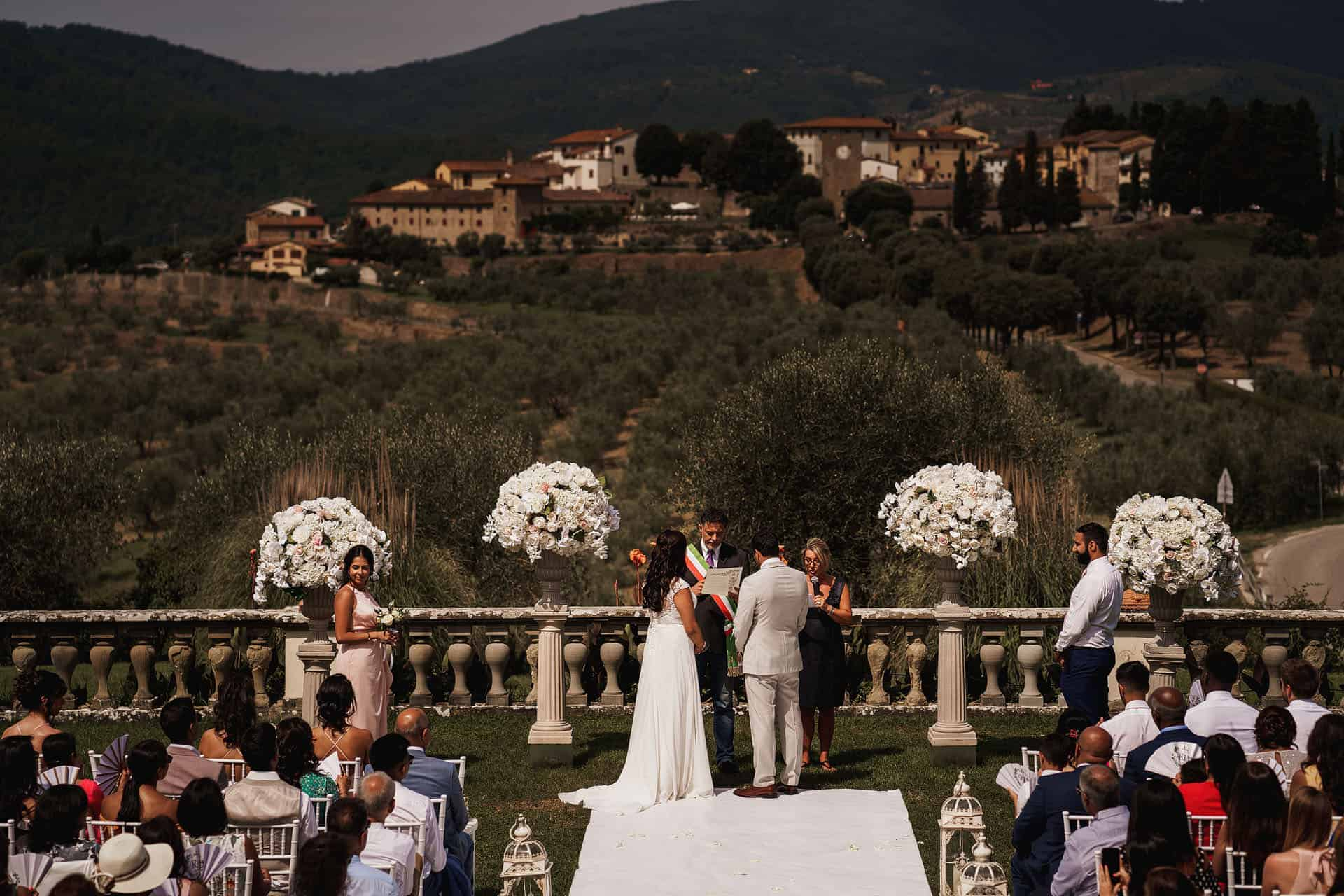 tenuta di artimino wedding photography