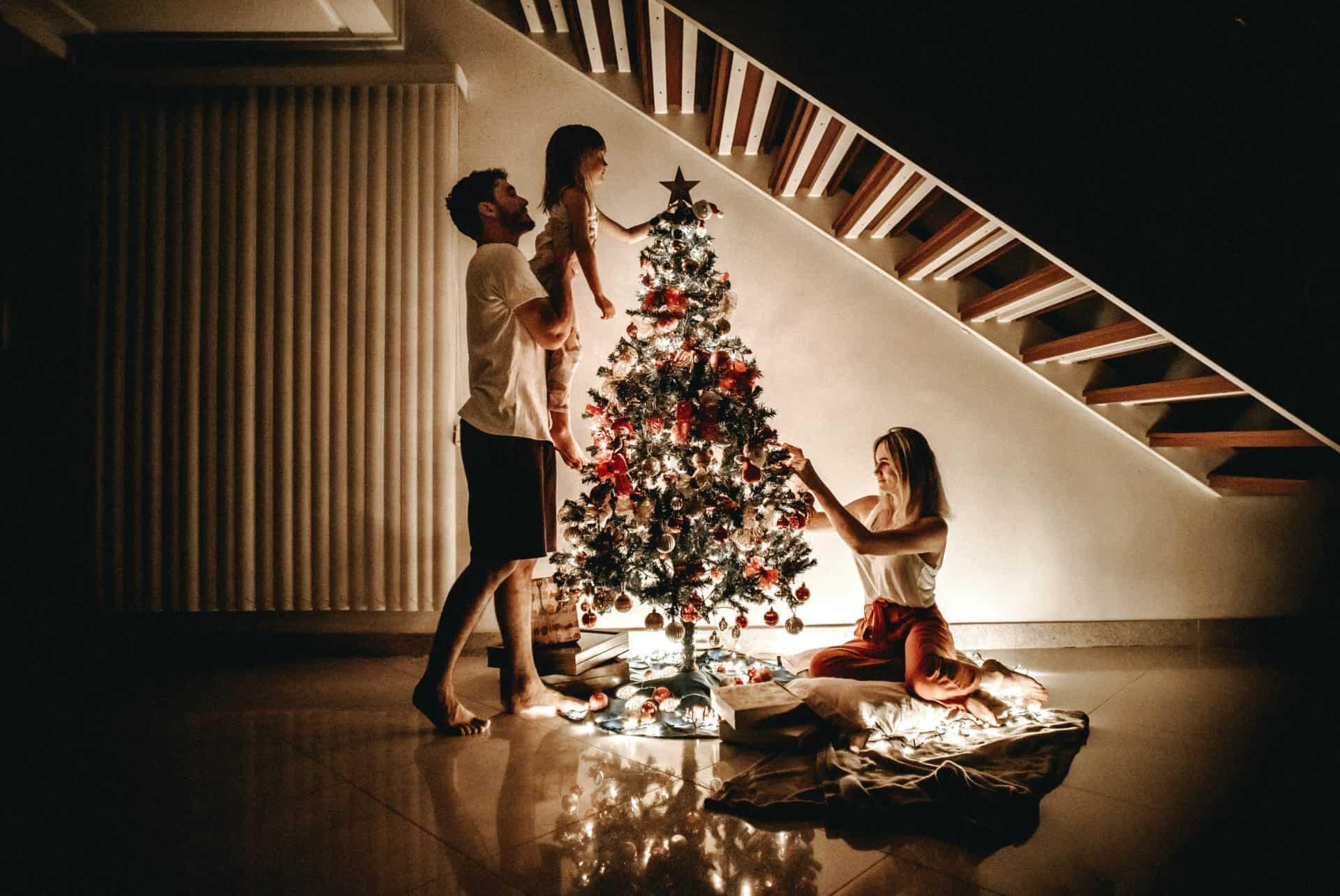 Enjoy a stress free Christmas - Team Super Dad