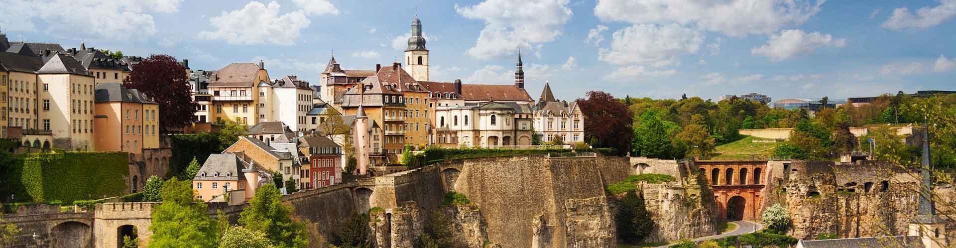 free tours luxemburgo