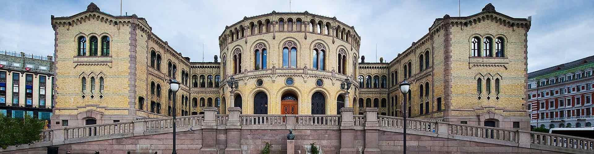 Free Tour Oslo - Turismo Noruega