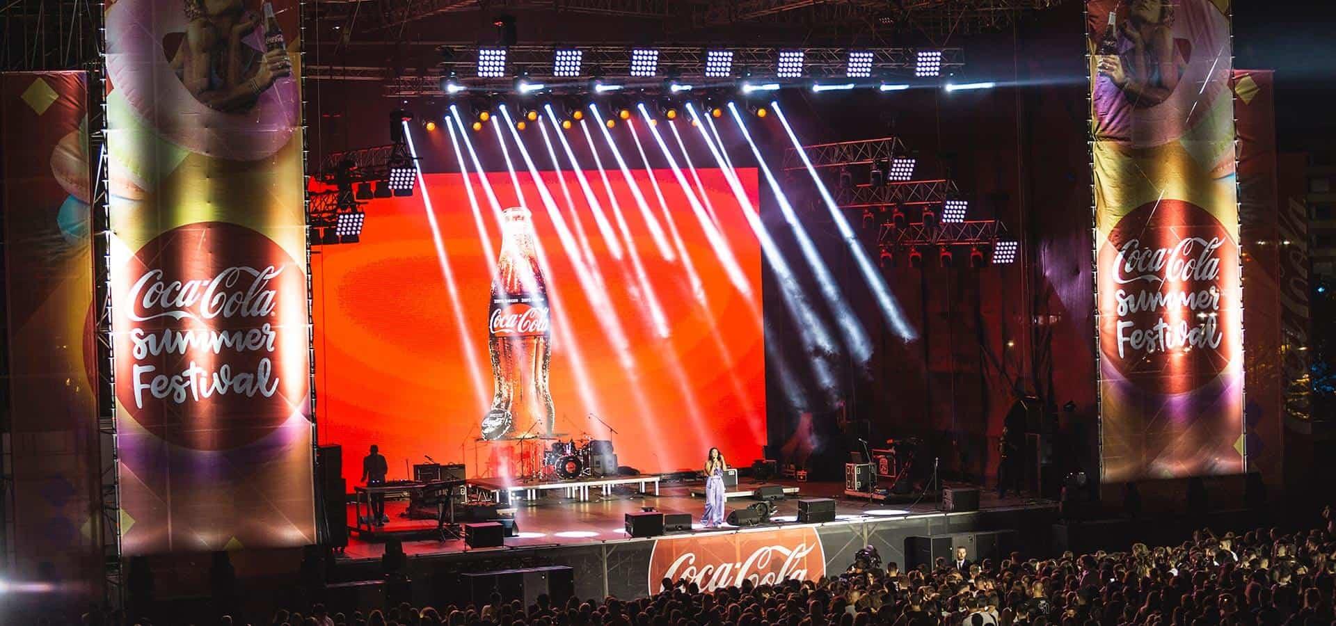 Skena e Coca-Cola Summer Fest 2018