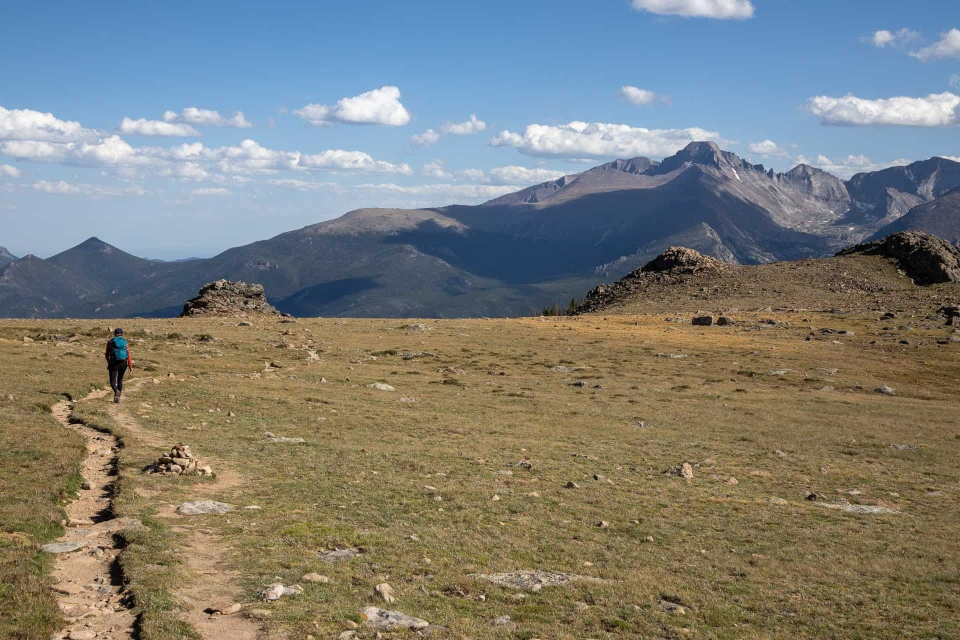 Ute Trail to Tombstone Ridge // Lake Odessa Trail // Emerald Lake Trail // Get our guide to the best day hikes in Rocky Mountain National Park including distances, trail descriptions, what to be prepared for, and more.