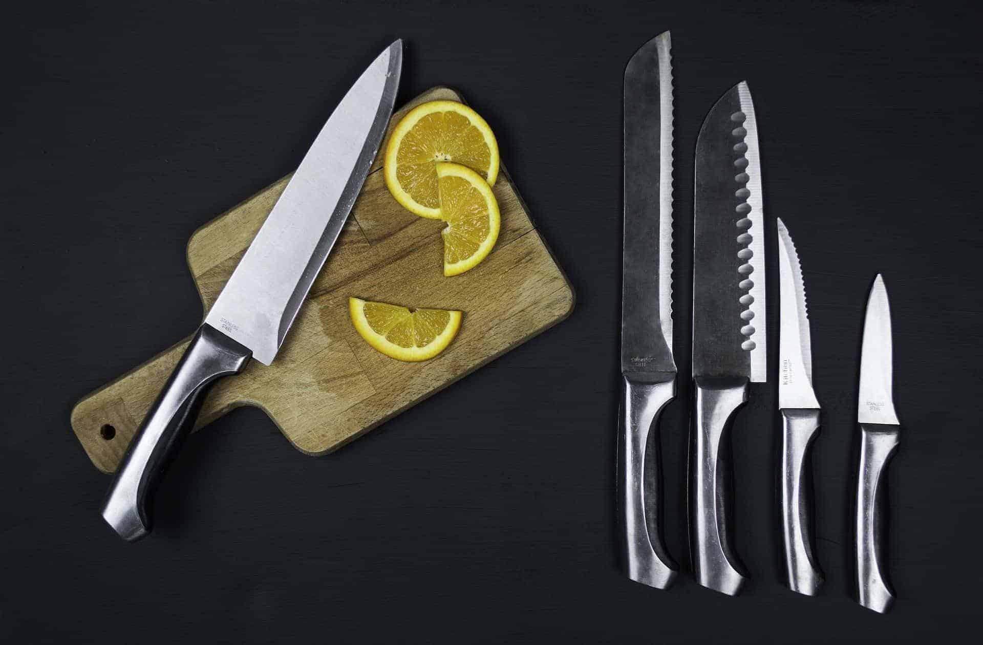 5 Must Have Knives For Every Great Home Cook - What To Look For?