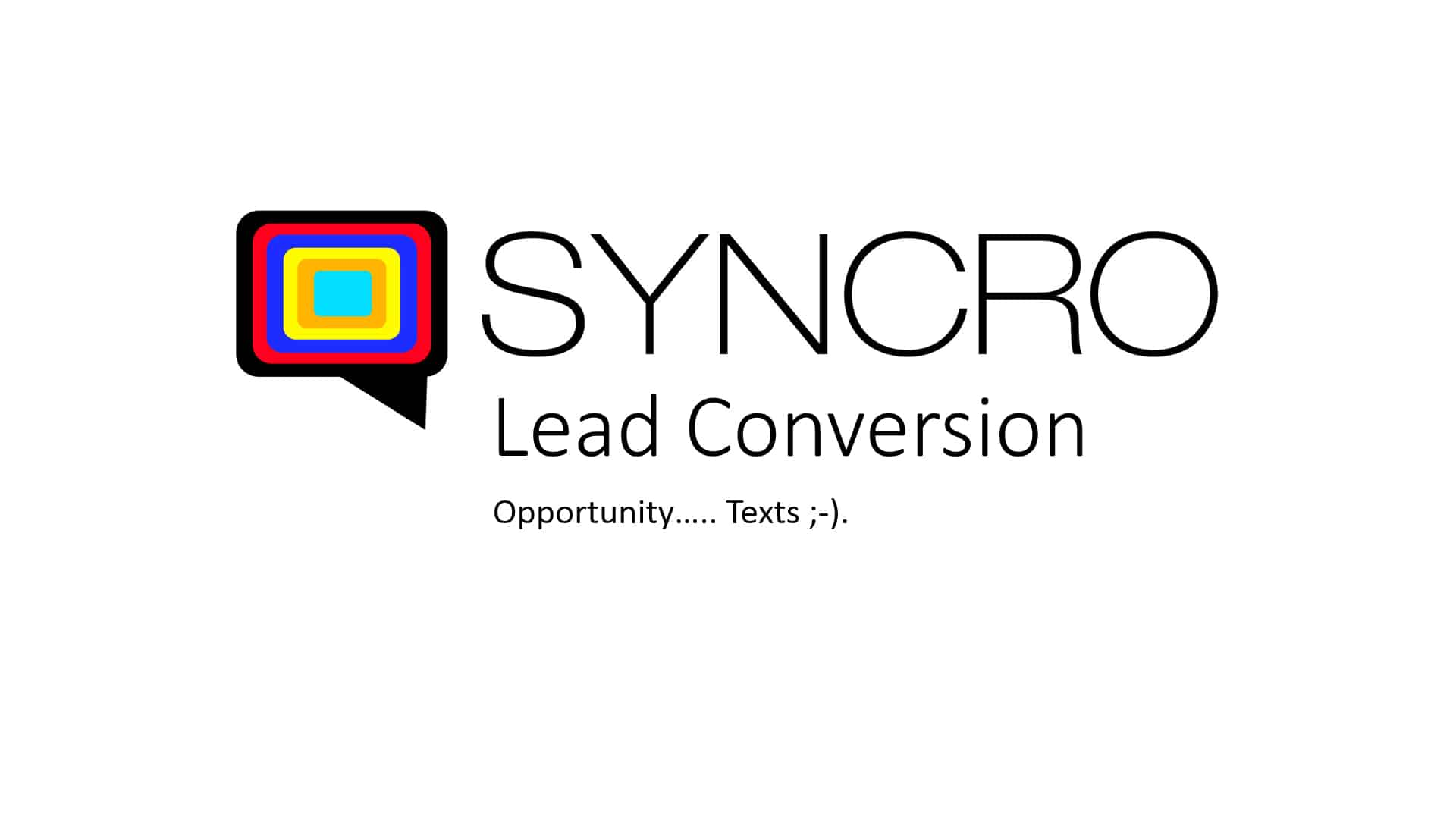 SYNCRO Powerlinks How-To Guide