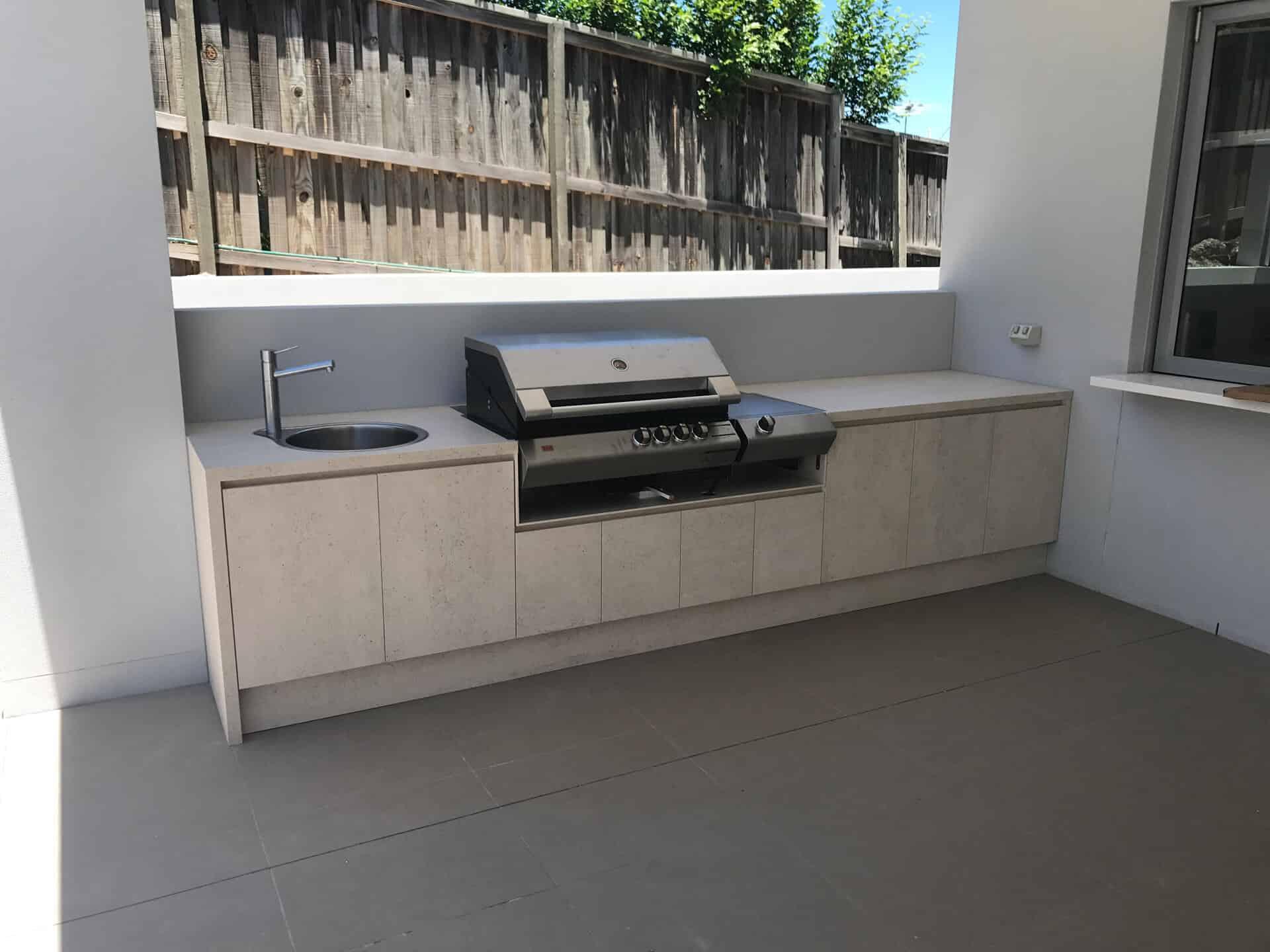 outdoor kitchen renovations