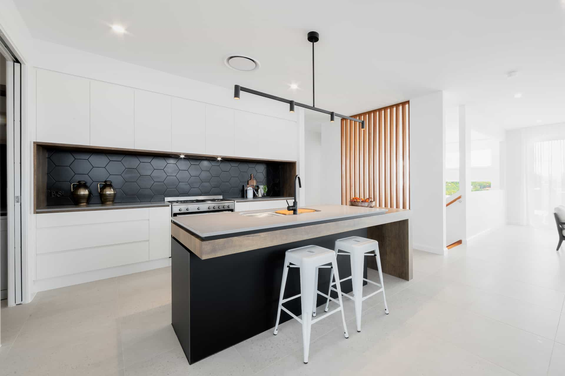 Contemporary Kitchen renovation gold coast
