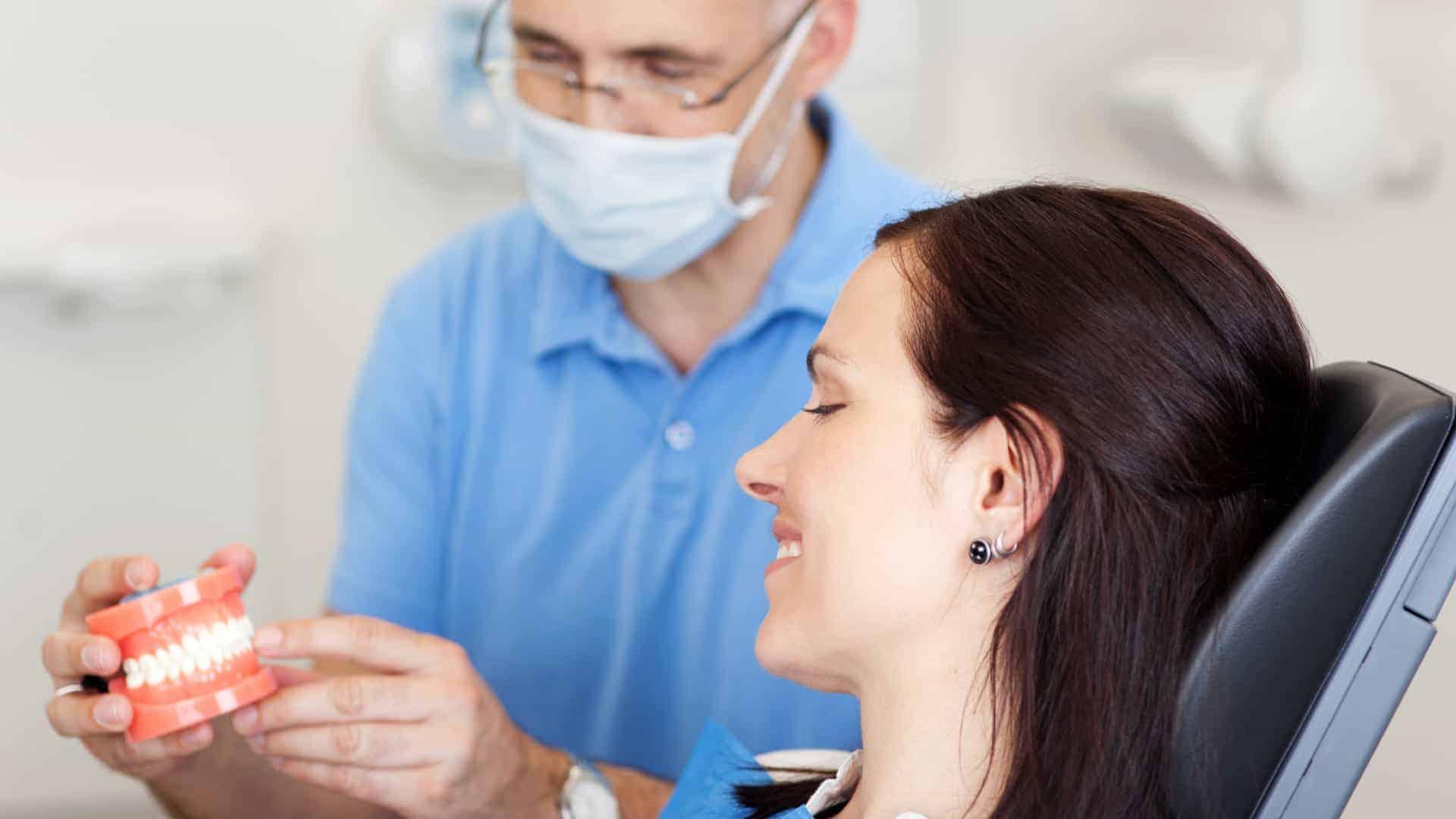 invisalign treatment maintenance