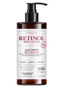 retinol for body lotion