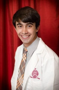 Check out the rest of our med school student interviews!