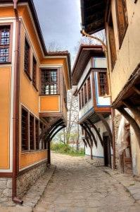 Barrio Viejo de Plovdiv