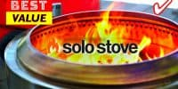 Best Value Outdoor Fire Pit by Solo Stove