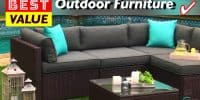 Best Outdoor Patio Furniture Sets by COSIEST