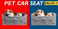 Best Pet Car Seats for Dogs and Cats