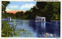 silver spring 1947 postcard Florida boat tours: Nine classic ways to enjoy the scenery