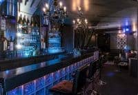 Le bar moderne et raffiné de La Marquise