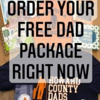 Order Your Free Dad Package Right Now