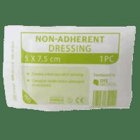 Non Adherent Dressing 5cm x 7.5cm