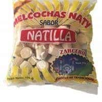 Natilla are custard flavored candy costa ricans eat in december