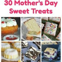 30 Mother's Day Sweet Ideas