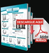 Catálogo Dispensadores de Papel de Acero Inoxidable