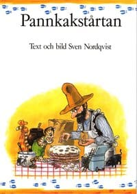 Pettsson och Findus och pannkakstårtan av Sven Nordqvist