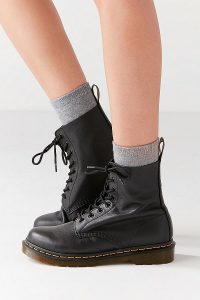 Dr Martens Pascal Virginia 8 Eye Combat Boot Urban Outfitters | Fall Shoe Trends