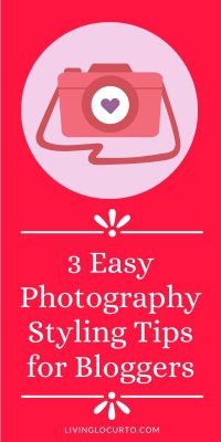 Photography Styling Tips for Bloggers